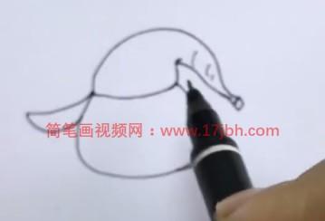 卡通羊怎么画简单画法
