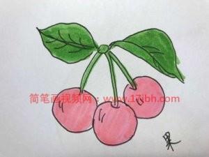 水果怎么画