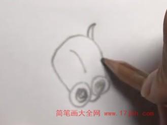 金鱼简笔画图片