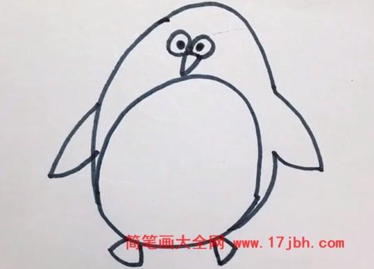 如何画小鸟简单又漂亮