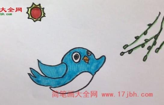 儿童简笔画