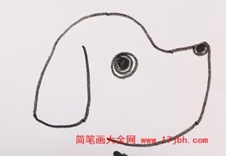 狗的简笔画