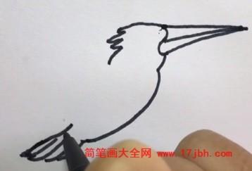 小鸟简笔画