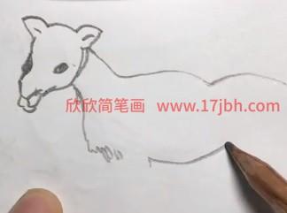羊简笔画图片大全
