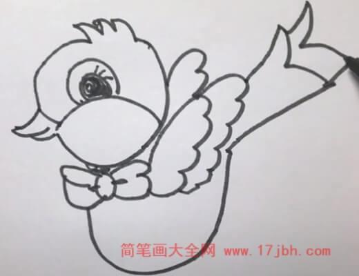 卡通简笔画