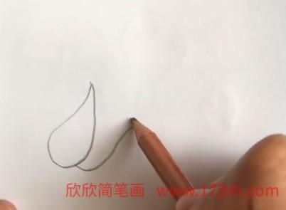 竹笋图片简笔画