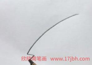 神仙鱼简笔画教程