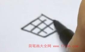 中国结简笔画视频