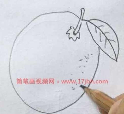水果简笔画