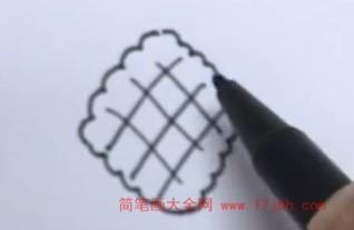 中国结怎么画