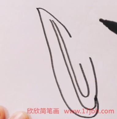 铃兰简笔画