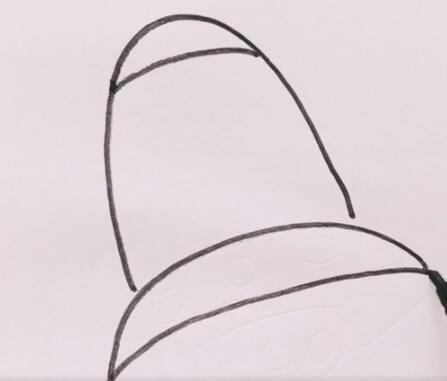宇宙飞船图片简笔画