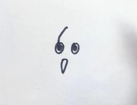 布谷鸟简笔画